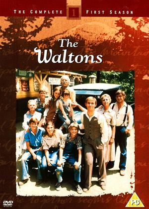 Rent The Waltons: Series 1 Online DVD Rental