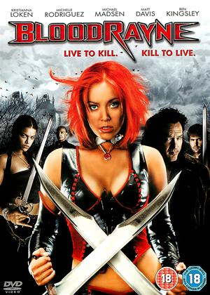 Rent Bloodrayne Online DVD Rental