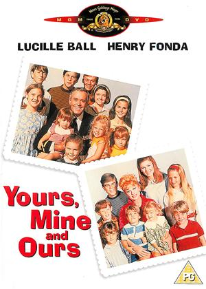 Rent Yours, Mine and Ours Online DVD Rental