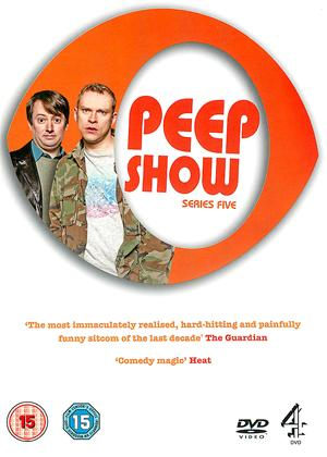 Rent Peep Show: Series 5 Online DVD Rental
