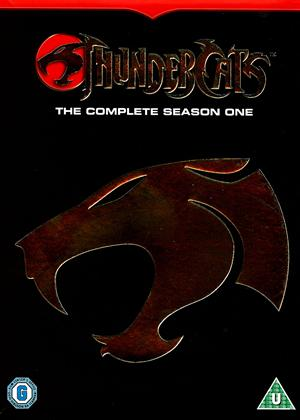 Rent ThunderCats: Series 1 Online DVD Rental