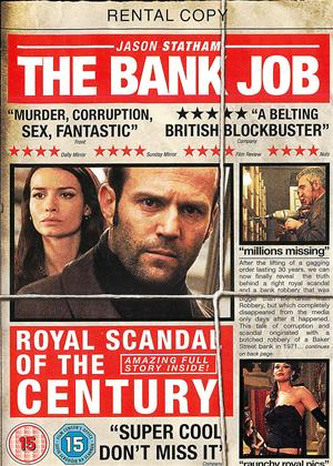 The Bank Job Online DVD Rental