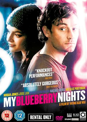 Rent My Blueberry Nights Online DVD Rental