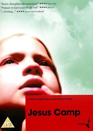 Jesus Camp Online DVD Rental