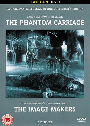 Rent The Phantom Carriage (aka Körkarlen) Online DVD Rental