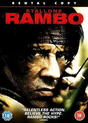 Rambo 4 Online DVD Rental