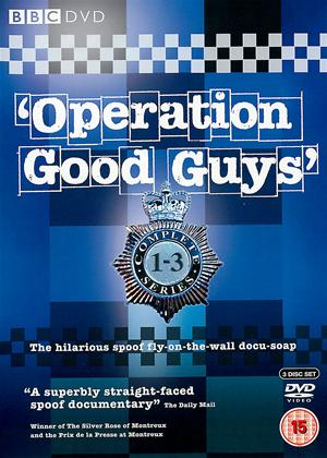 Operation Good Guys: Series 1 to 3 Online DVD Rental