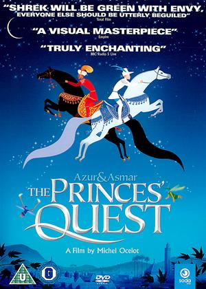 Azur and Asmar: The Princes' Quest Online DVD Rental