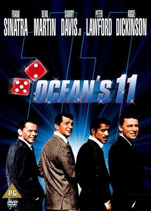 Rent Ocean's Eleven Online DVD Rental