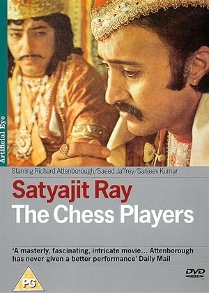 The Chess Players Online DVD Rental
