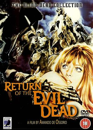 The Blind Dead Collection: Return of the Evil Dead Online DVD Rental