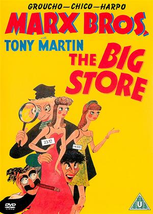 Marx Brothers: The Big Store Online DVD Rental