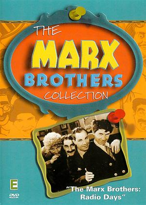 The Marx Brothers: Radio Days Online DVD Rental
