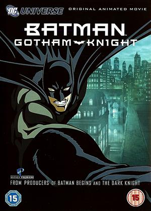 Batman: Gotham Knight Online DVD Rental