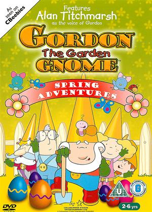 Gordon the Garden Gnome: Spring Online DVD Rental