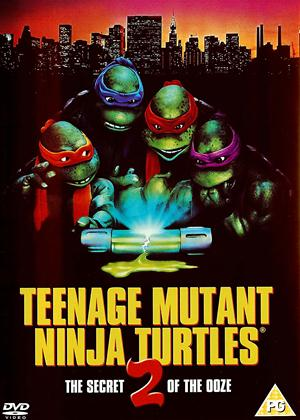Teenage Mutant Ninja Turtles 2 Online DVD Rental