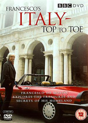 Rent Francesco's Italy Top to Toe Online DVD Rental