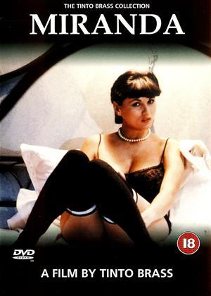 Miranda: Tinto Brass Online DVD Rental