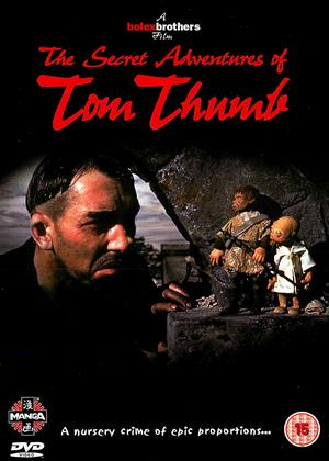 Rent The Secret Adventures of Tom Thumb Online DVD Rental