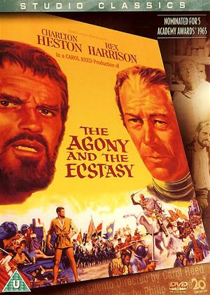 The Agony and the Ecstasy Online DVD Rental