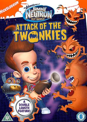 Rent Jimmy Neutron: Boy Genius: Attack of the Twonkies Online DVD Rental