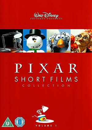 The Pixar Short Film Collection: Vol.1 Online DVD Rental