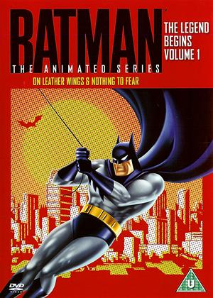 Batman: Legend Begins: Vol.1 Online DVD Rental