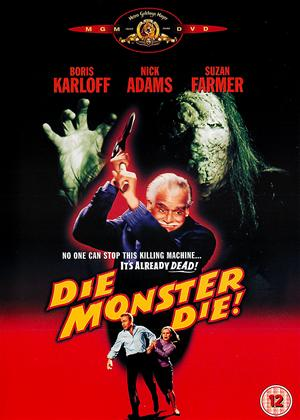 Die Monster Die Online DVD Rental