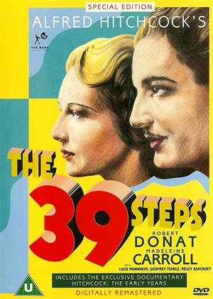 Rent 39 Steps Online DVD Rental