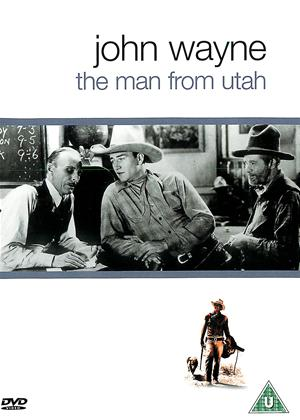 Rent John Wayne: The Man from Utah Online DVD Rental