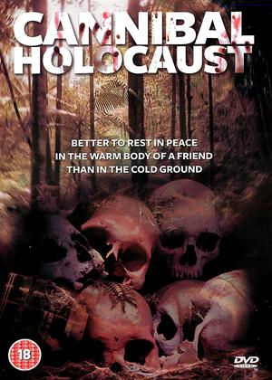 Cannibal Holocaust Online DVD Rental
