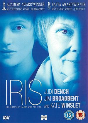 Rent Iris Online DVD Rental