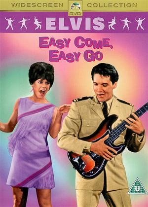 Rent Elvis Presley: Easy Come Easy Go Online DVD Rental