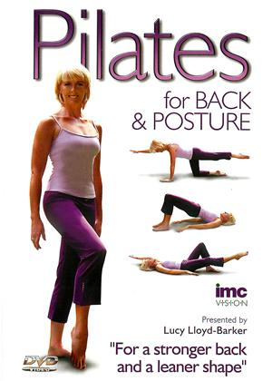 Rent Pilates for Back and Posture Online DVD Rental