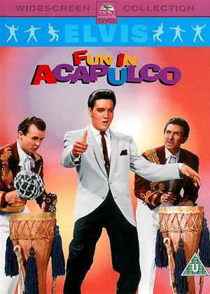 Rent Elvis Presley: Fun in Acapulco Online DVD Rental