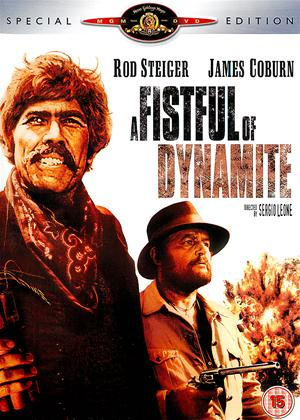 A Fistful of Dynamite Online DVD Rental