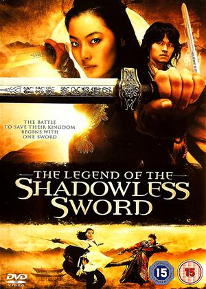 Legend of the Shadowless Swords Online DVD Rental