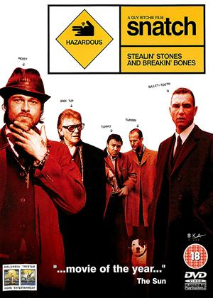Rent Snatch Online DVD Rental
