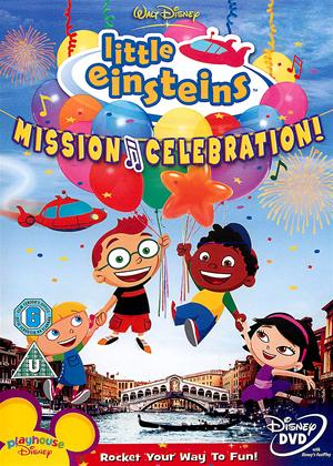 Little Einsteins: Mission Celebration Online DVD Rental