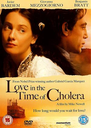 Love in the Time of Cholera Online DVD Rental