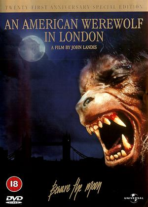 An American Werewolf in London Online DVD Rental