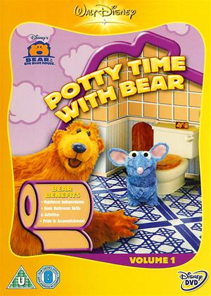 Bear in Big Blue House: Potty Time Online DVD Rental