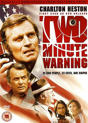 Two Minute Warning Online DVD Rental