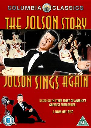Rent The Jolson Story / Jolson Sings Again Online DVD Rental