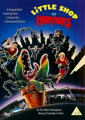 Little Shop of Horrors Online DVD Rental
