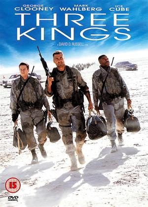 Three Kings Online DVD Rental
