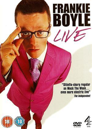 Frankie Boyle: Live Online DVD Rental