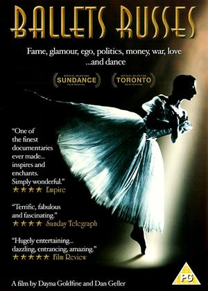 Ballets Russes Online DVD Rental