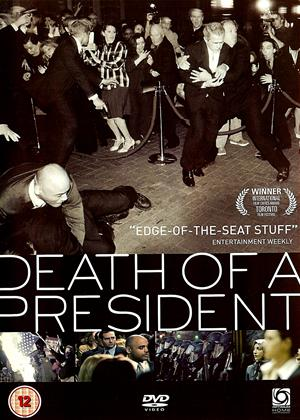 Death of a President Online DVD Rental