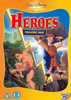 Disney Heroes: Tarzan / Hercules Online DVD Rental